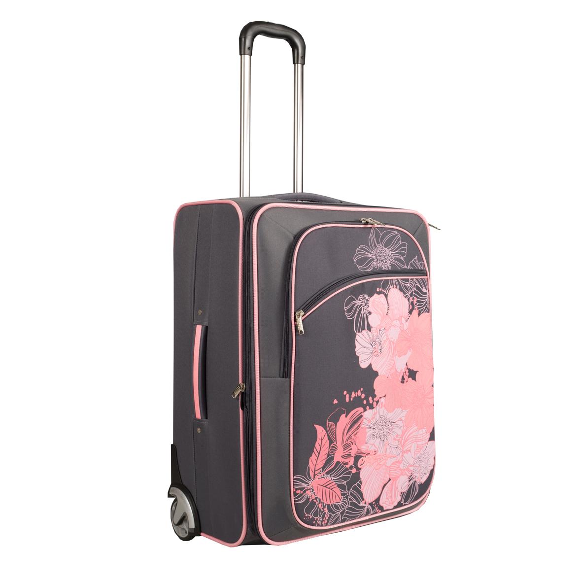 d72b17c3 Новая коллекция: чемоданы Grizzly
