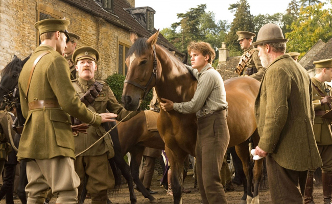 "war horse essay How effective is ""war horse"" in its presentation of war to a modern audience war horse is a play set before and during the first world war."