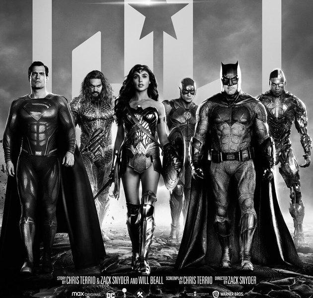«Лига справедливости Зака Снайдера» эксклюзивно на КиноПоиск HD