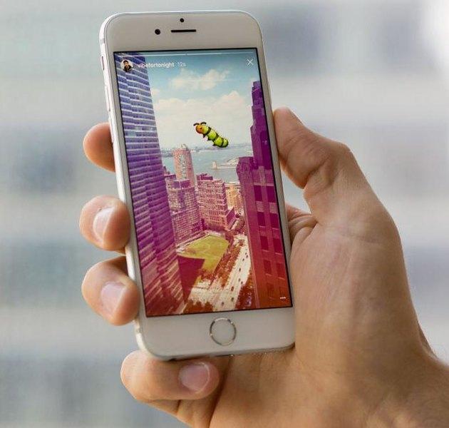 Полезные приложения для Stories в Instagram