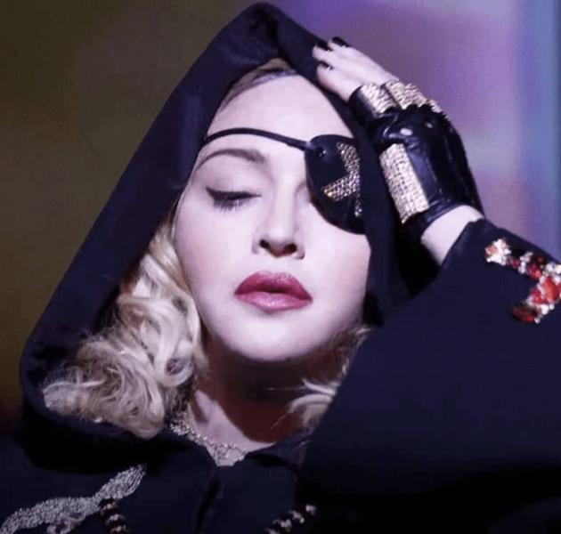 Фильм о Мадонне «MADAME X» на MTV Россия