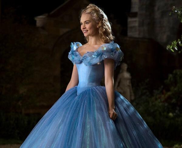 Фото платья из фильма золушка