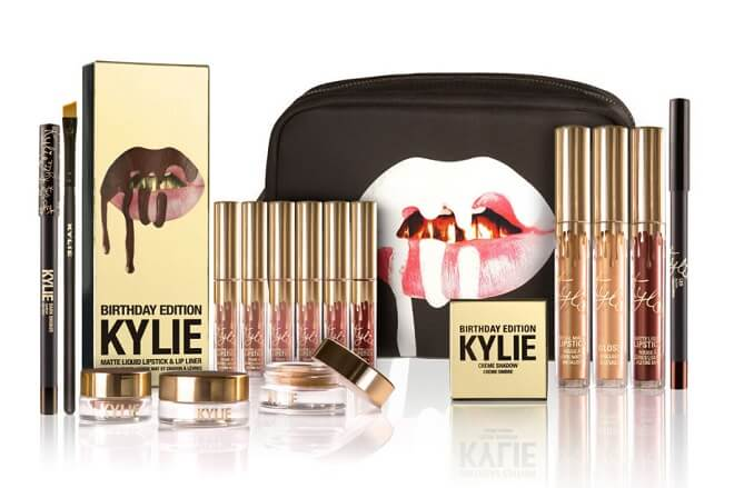 The Kylie Cosmetics