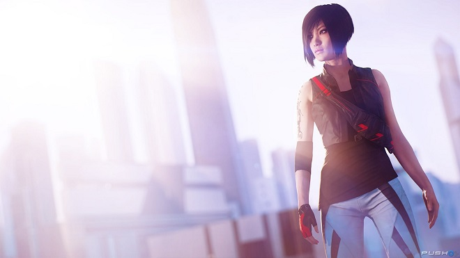 Фэйт Коннорс (Faith Connors), Mirror's Edge