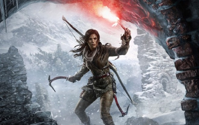 Лара Крофт (Lara Croft), Rise of the Tomb Raider