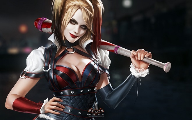 Харли Квинн (Harley Quinn), Batman: Arkham Knight