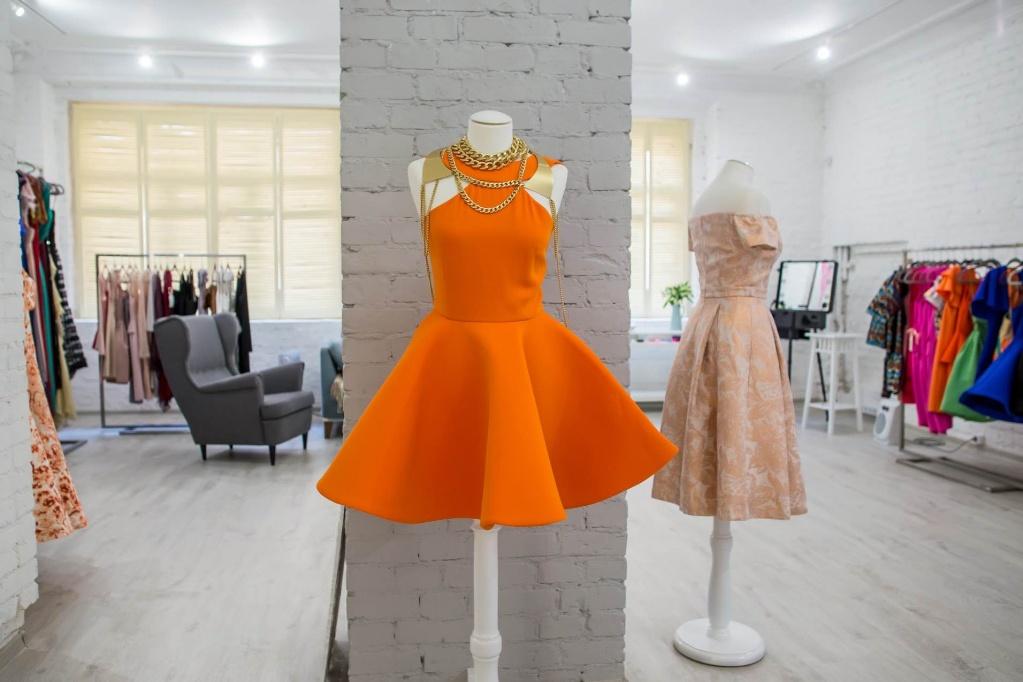 Дрессбар прокат платьев